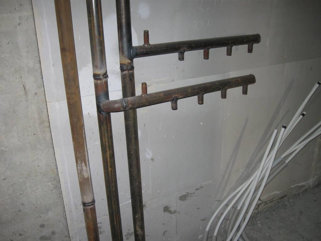 Отопление из металлопластиковых труб своими руками в частном доме