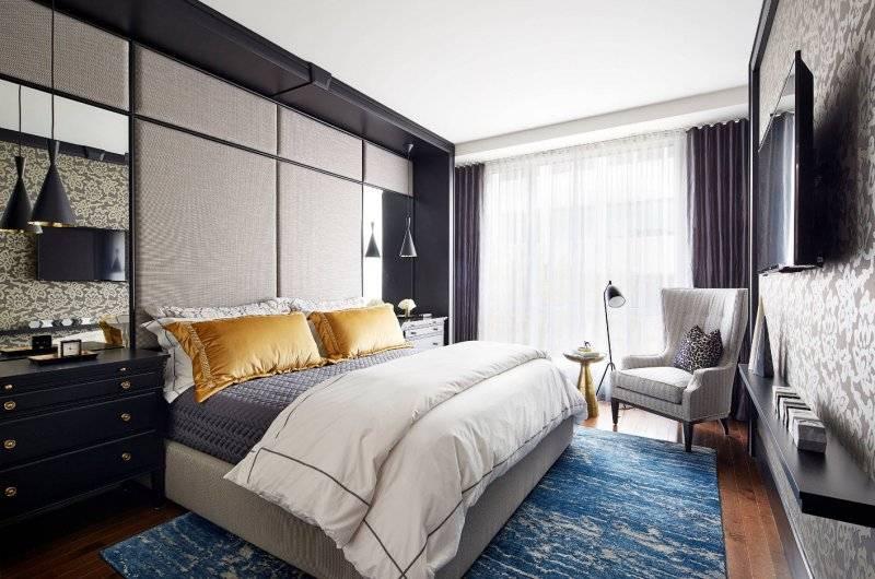 Дизайн спальни: стили, идеи, новинки, фото