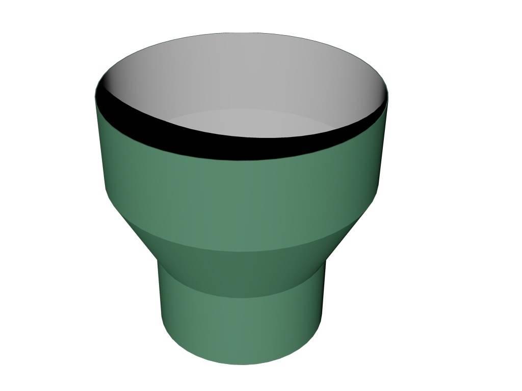 Кровельная воронка: установка сливной водосточной системы на мягкой и плоской кровле, водосборная воронка