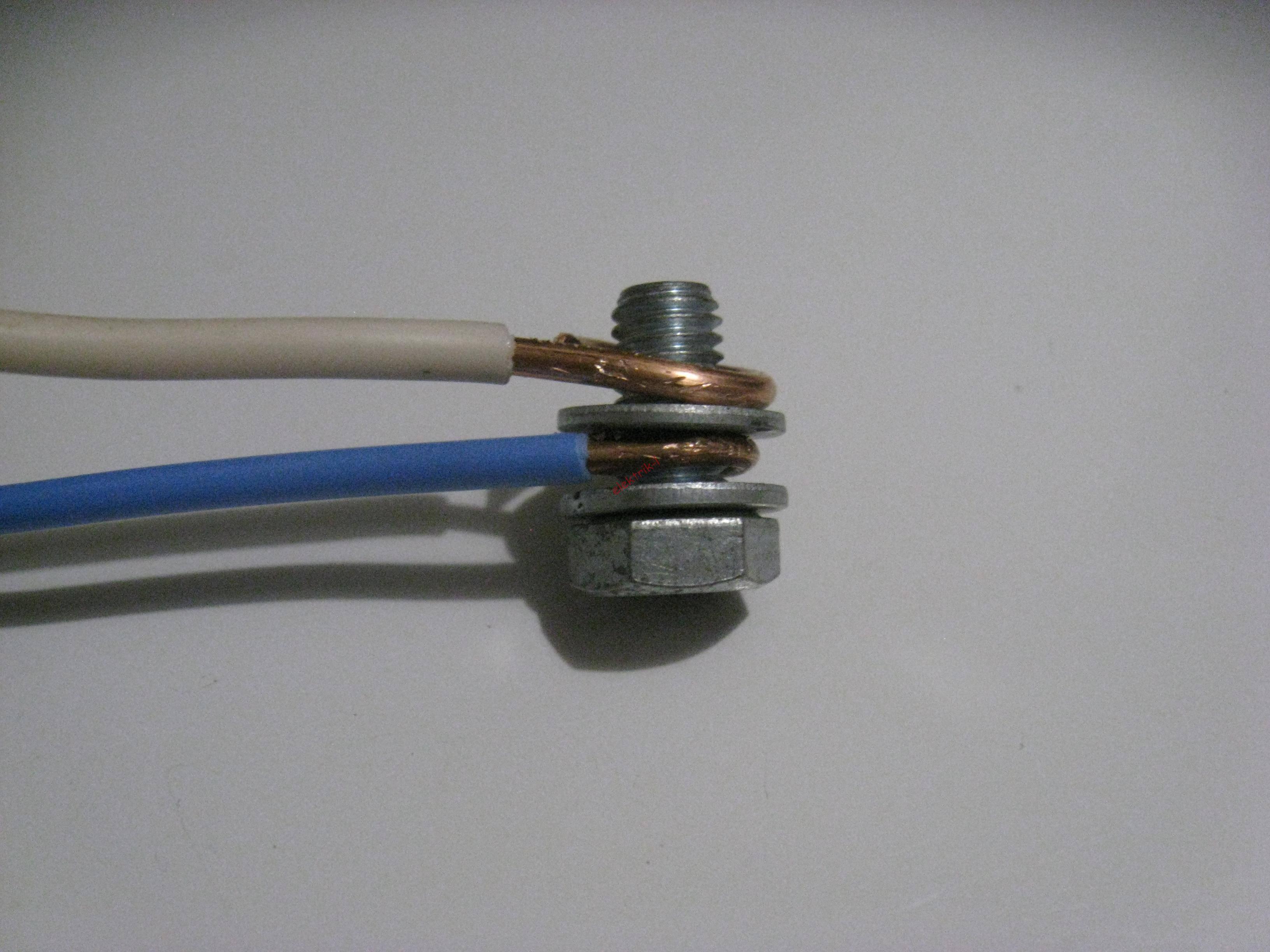 Какими способами соединяют алюминиевый и медный провода
