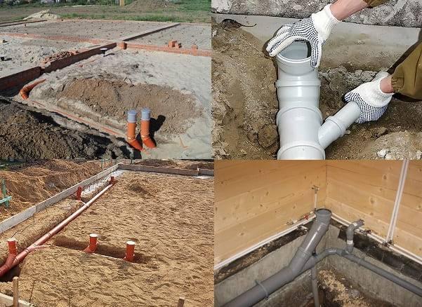 Трубы для канализации – какие канализационные трубы выбрать для частного дома