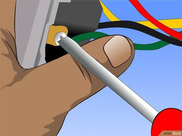 Какого цвета провод заземления в трехжильном проводе - всё о электрике в доме