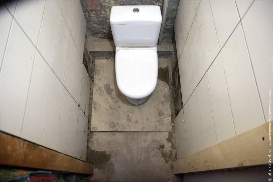Как правильно отремонтировать туалет: этапы проведения работ