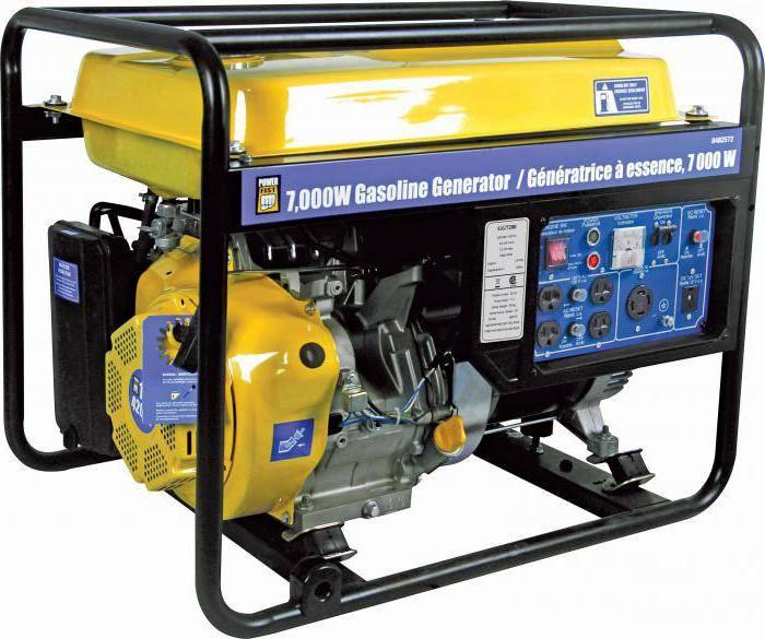 Как и какой бензиновый генератор лучше выбрать для дачи: цены, отзывы