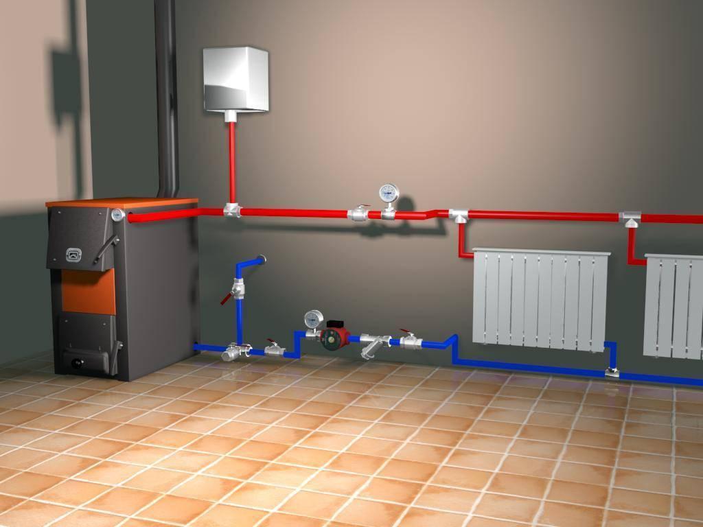 Дешёвое отопление дома электричеством: общие сведения, монтаж системы своими руками, техника безопасности