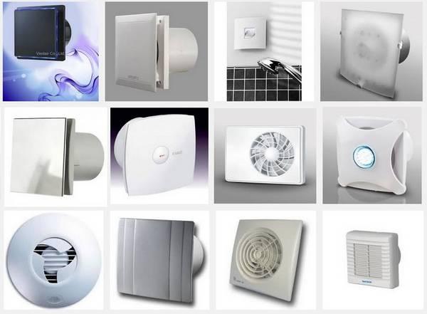 Вентиляторы для ванной комнаты: какой и как выбрать / zonavannoi.ru