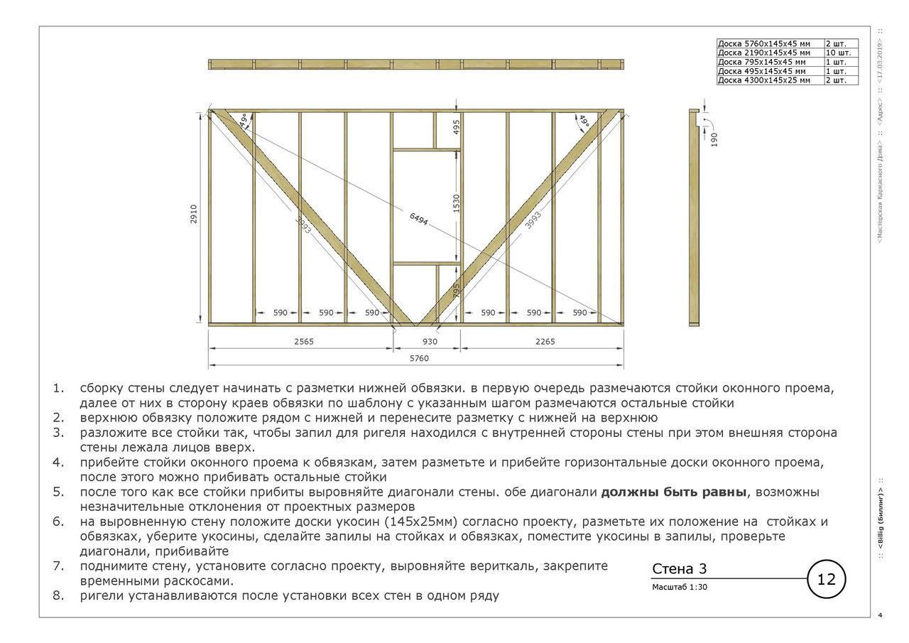 Как правильно сделать верхнюю и нижнюю обвязку дома из досок