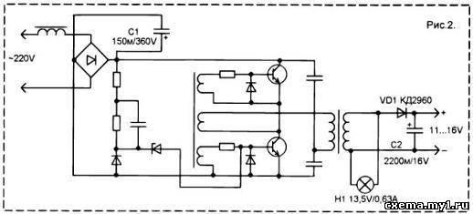 Когда необходим трансформатор 220 на 12 вольт?