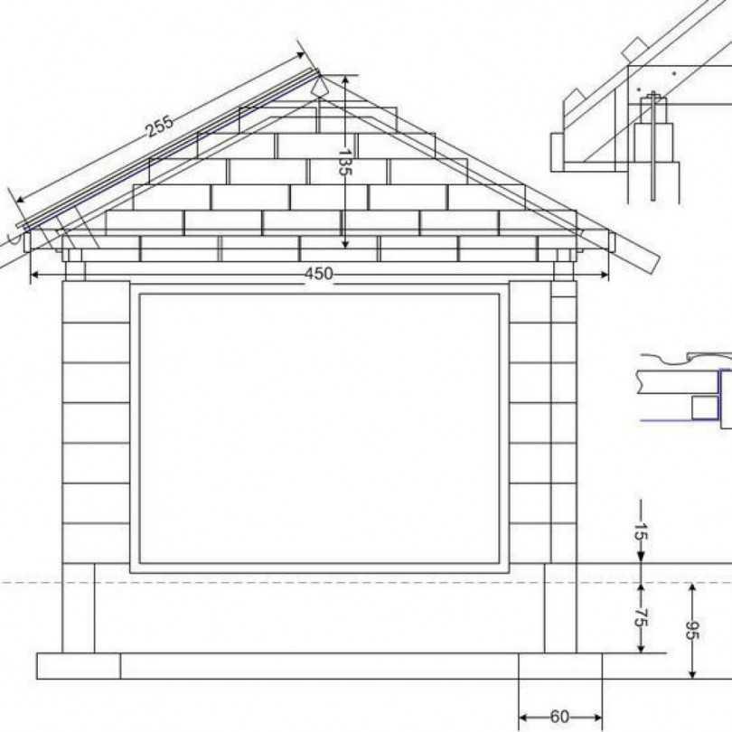 Фундамент под гараж: пошаговая инструкция для строительства своими руками