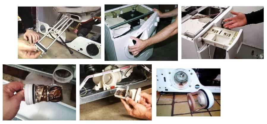Неисправности стиральной машины beko и советы по их устранению