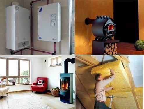 Экономичное отопление частного дома и квартиры – самые простые способы