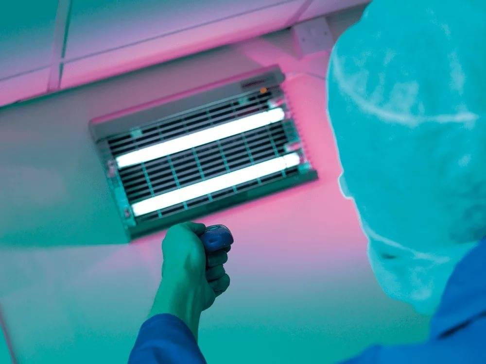 Уф лампа для водоочистки: плюсы и минусы, виды, производители