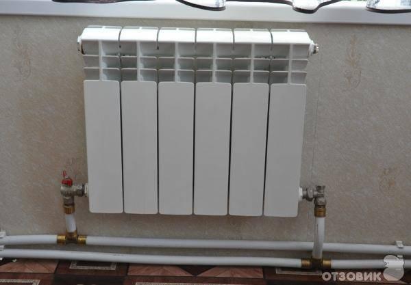 Монтаж отопления из металлопластиковых труб - система отопления
