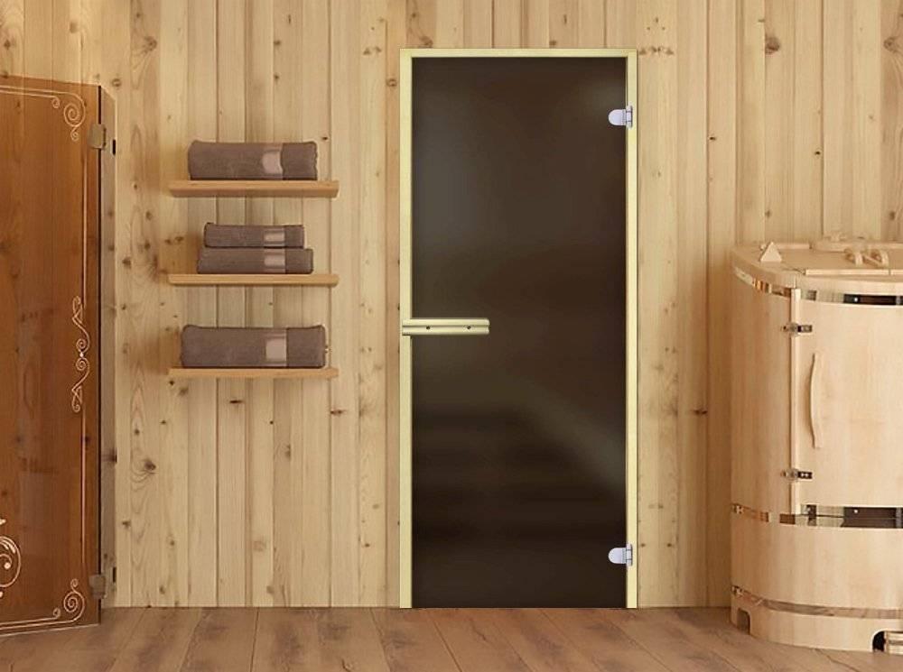 ➤ как сделать дверь в бане своими руками   мы строители ✔1