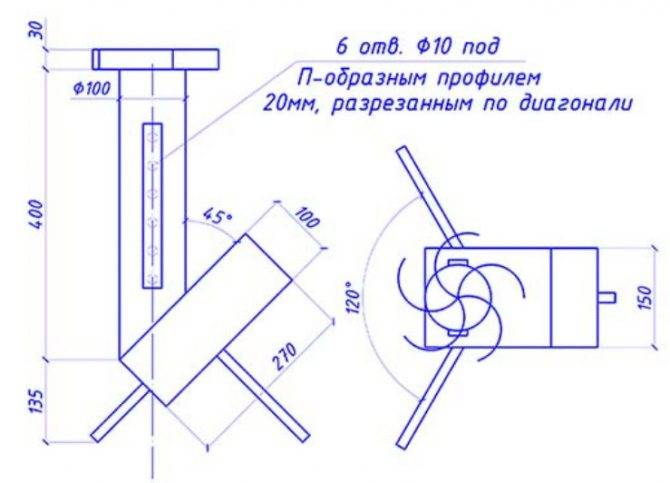 Монтаж печи-ракеты своими руками: чертежи, модели и процесс изготовления