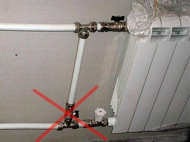 Байпас в системе отопления что это такое и нужен ли вообще