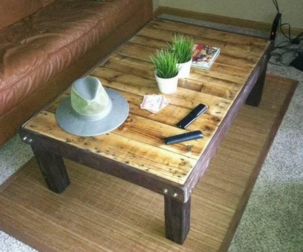 Журнальный столик своими руками - пошаговый мастер-класс как сделать красивых и удобный журнальный столик (125 фото + видео)