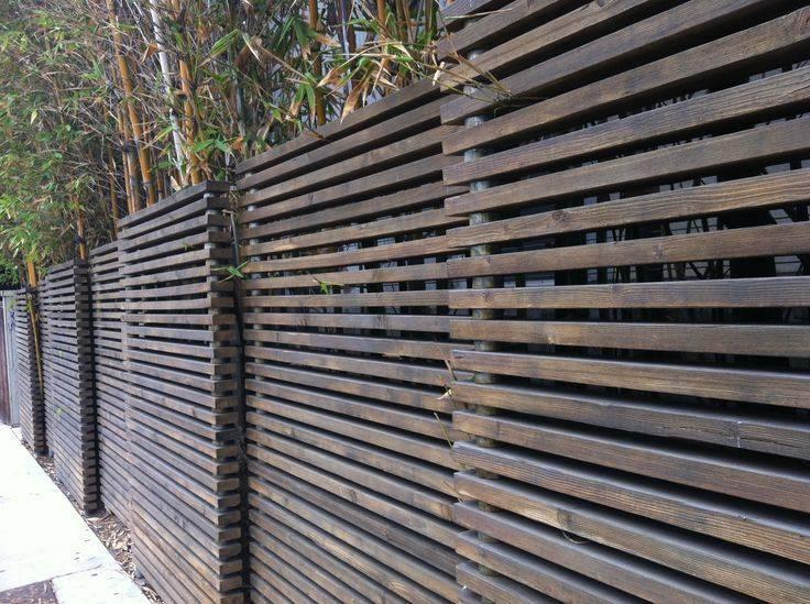 Как сделать деревянный забор своими руками — оригинальные идеи и способы на любой вкус, узнайте как сделать красивый забор (фото и видео)