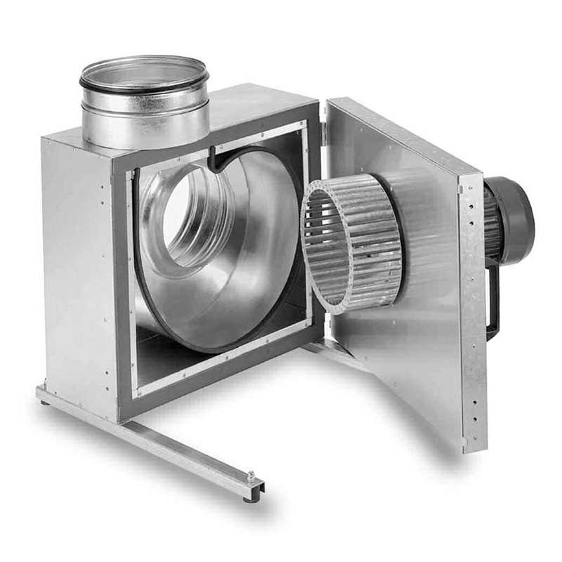 Мощные конструкции вентиляционного типа для бытовых и промышленных нужд: вытяжка улитка и особенности ее работы