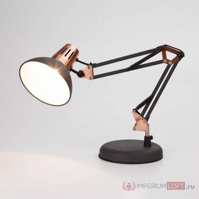 Настольная лампа для рабочего стола (82 фото): светодиодные для письменного стола школьника, как выбрать освещение, требования