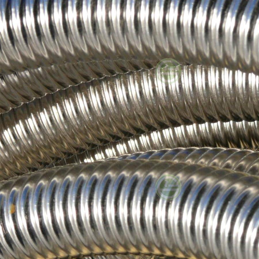 Гофрированная труба из нержавеющей стали - сферы применения