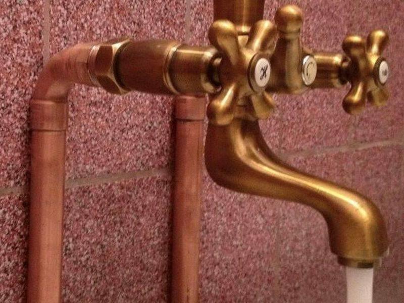 Как использовать медные трубы для водопровода – преимущества материала и правила применения