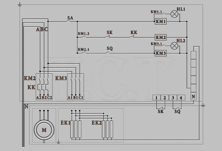 Щит управления вентиляцией с контроллером, блоком и пультом – устройство и принцип сборки