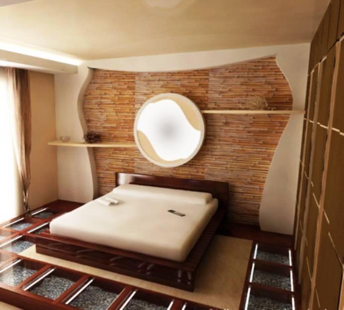 Интерьер спальни: идеи оформления, фото, основные принципы дизайна, правила планировки и зонирования пространства