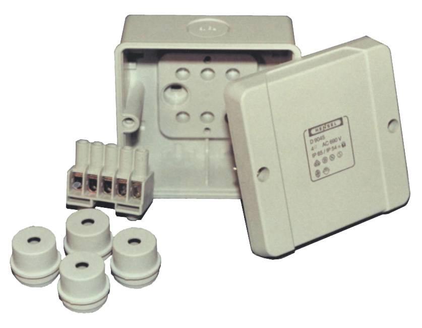 Монтаж распределительной коробки: установка, расключение