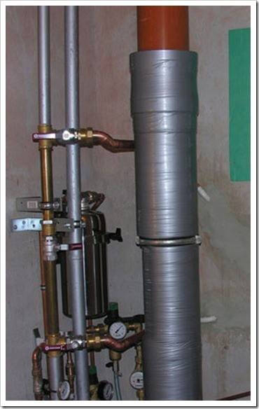 Шумоизоляция стояка и канализационных труб: 5 советов