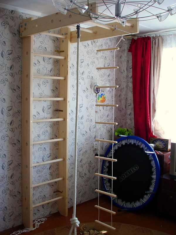 Спортивный комплекс для детей для дома: выбор и установка. детские спортивные уголки в квартиру
