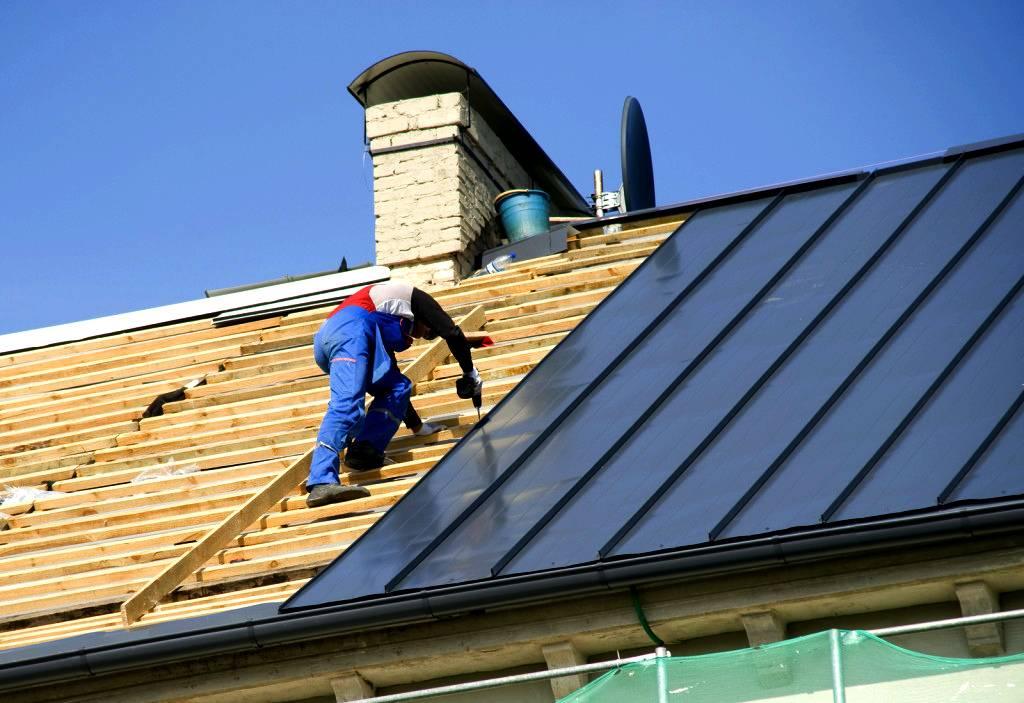 Выбираем чем покрыть крышу гаража: лучший материал для кровли и ремонта