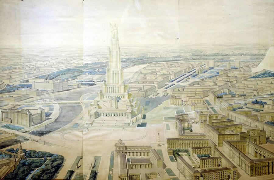 Амбициозные мегапроекты ссср, которые остались незавершенными - zefirka