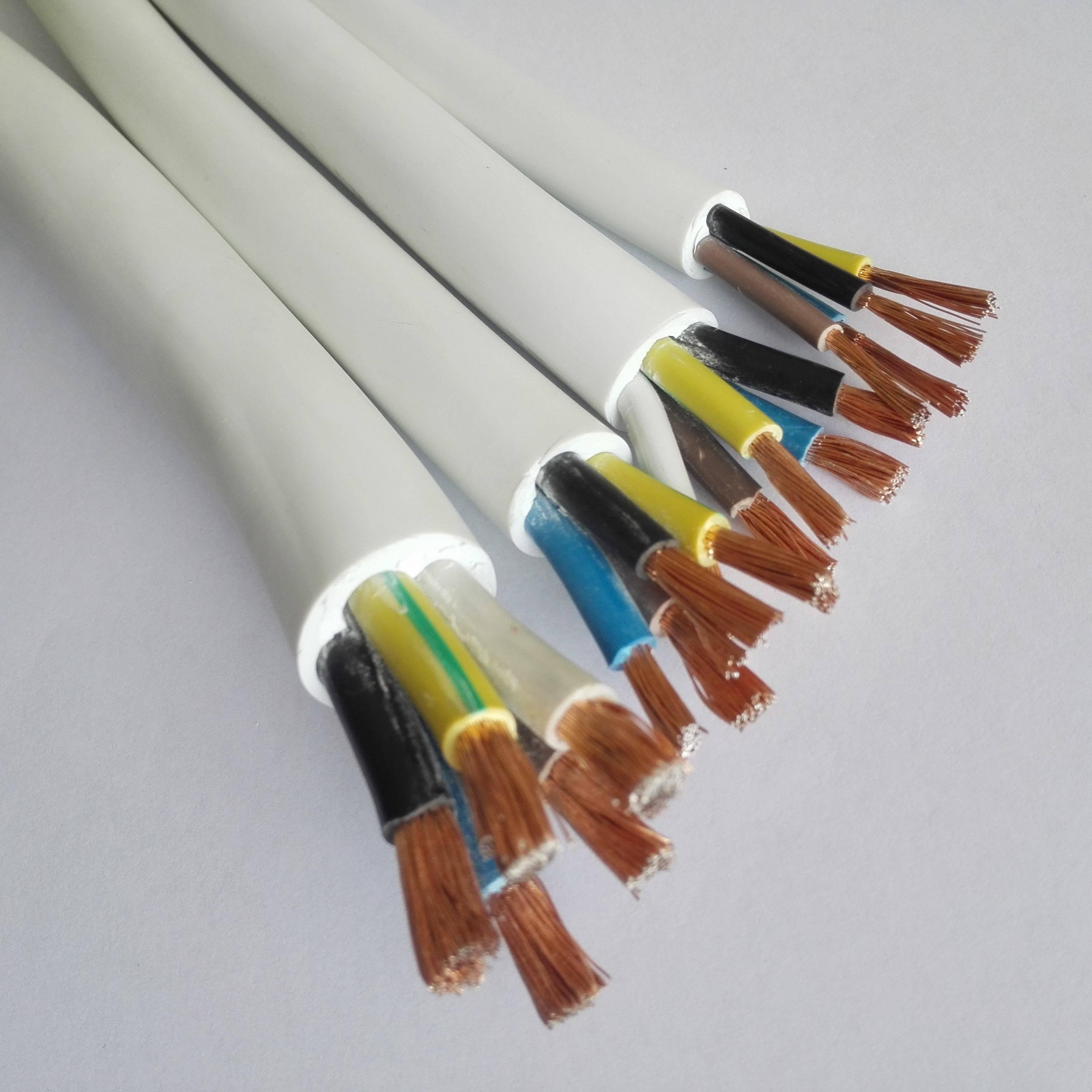 Виды электрических кабелей и проводов: силовых, сетевых, медных и их назначение