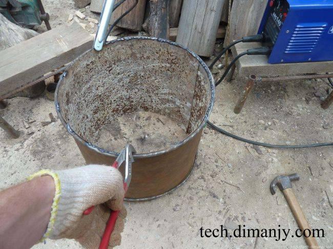 Плавильная мини печь для алюминия своими руками из кирпича – как сделать хорошую плавильню