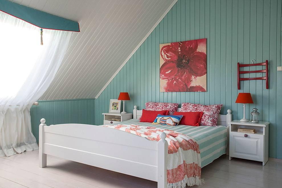 Покраска вагонки: чем покрасить вагонку внутри дома - выбор средств