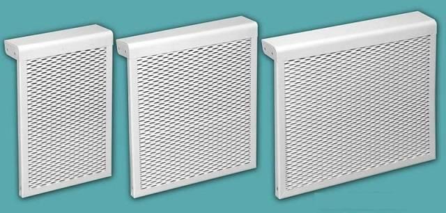 Декоративные решетки на радиаторы отопления: виды и рекомендации, какие лучше купить