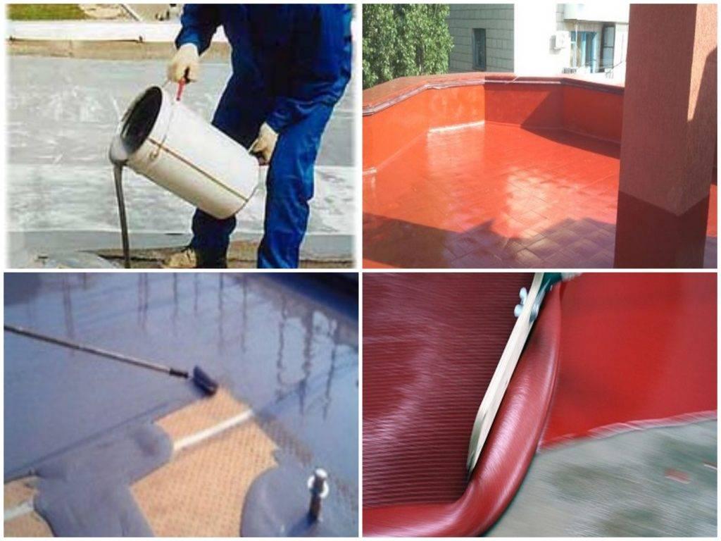 Жидкая резина для кровли: устройство и ремонт жидкой наливной кровли, мастика для гидроизоляции крыши, отзывы