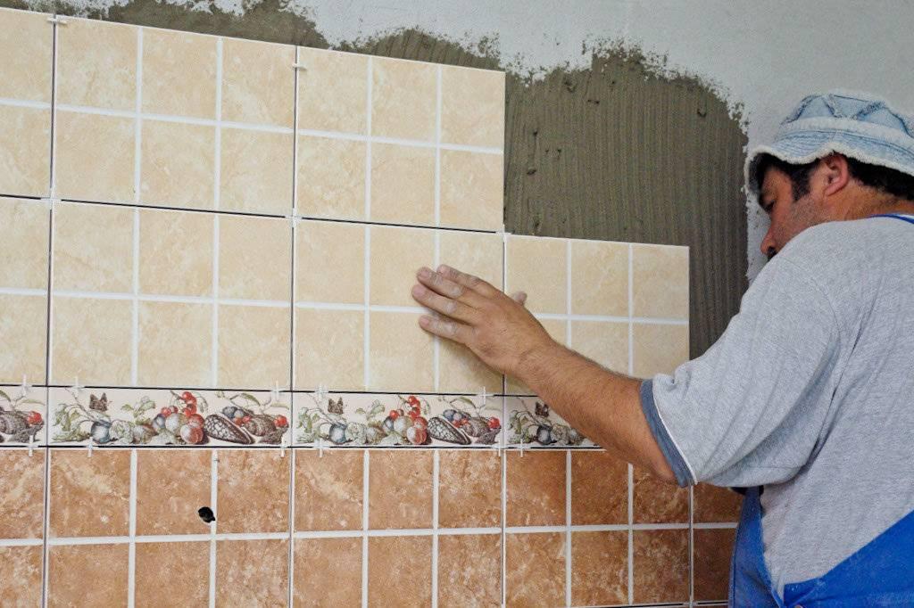 Облицовка печи керамической плиткой своими руками: видео и фото инструкция