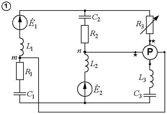Электрическая цепь: состав и элементы