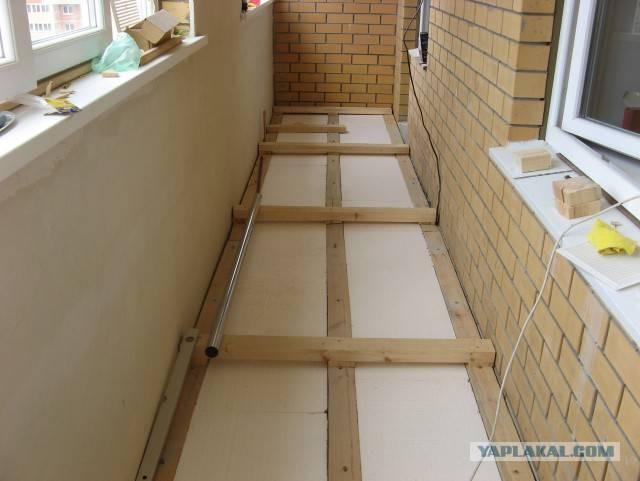 Отделка балкона своими руками: варианты отделки и их тонкости
