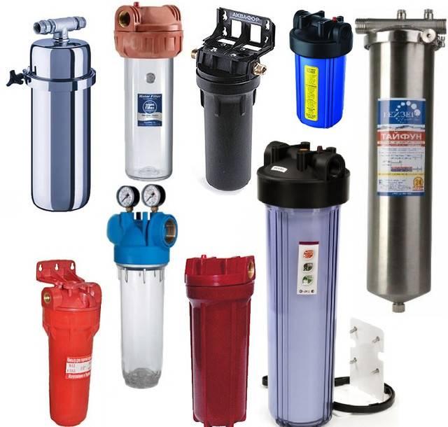 Фильтры для очистки воды в квартире под мойку какой лучше