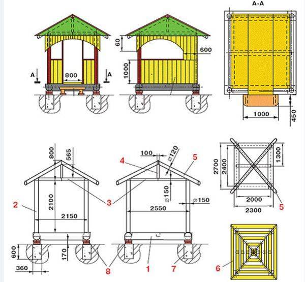 Дом из бумаги своими руками. пошаговые инструкции + 500 фото