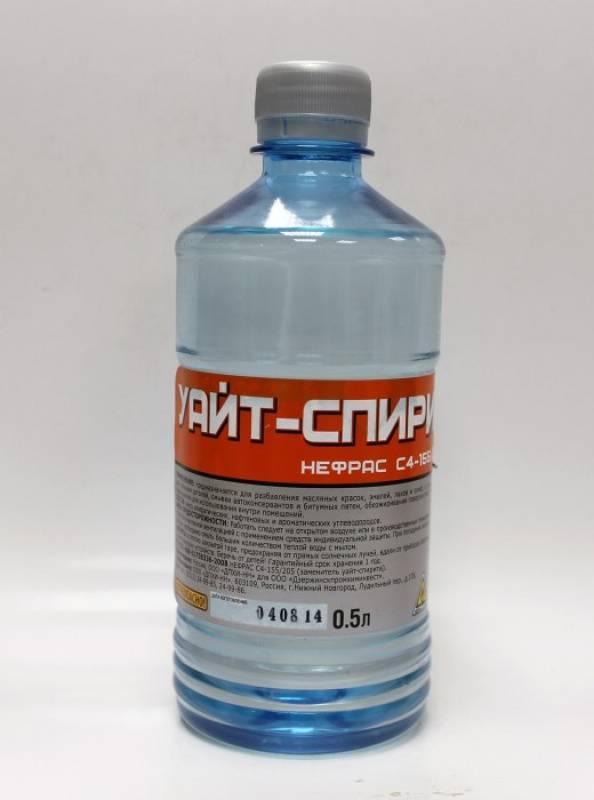 Растворитель уайт спирит: характеристика, расход, применение. что такое уайт-спирит и как правильно его применять?