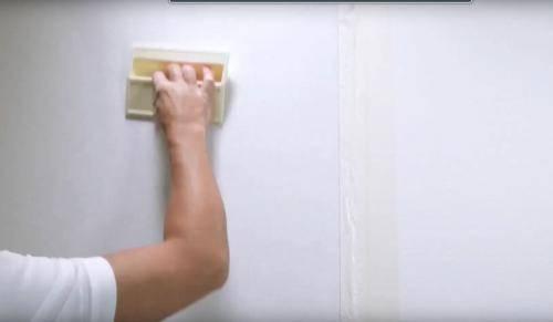 Поклейка стеклообоев своими руками: инструкция + видео