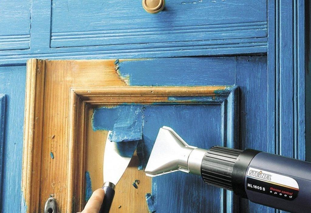 Покраска дверей своими руками: особенности для разных типов полотна, выбор краски и лака, этапы работ
