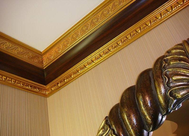Как покрасить потолок акриловой краской - технология