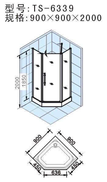 Душевая кабина: размеры, виды, формы + рекомендации по подбору