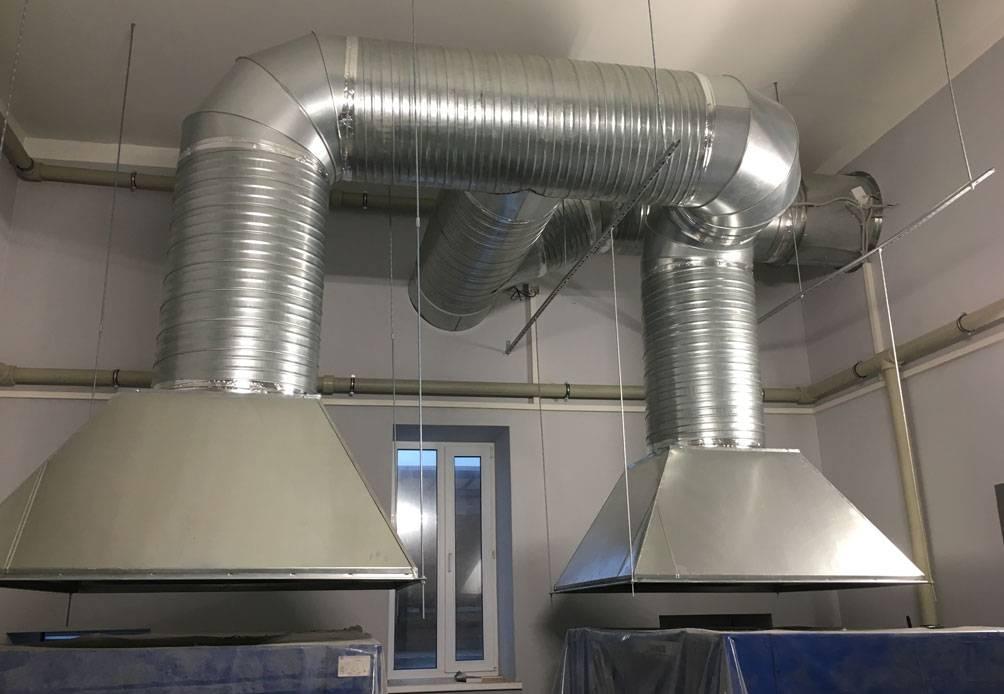 Вентиляция для газового котла в частном доме требования главная