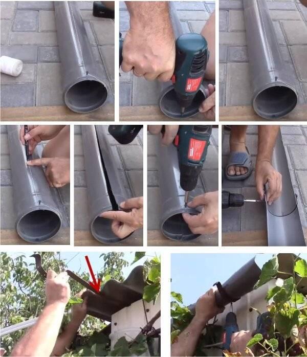 Монтаж канализационной трубы своими руками